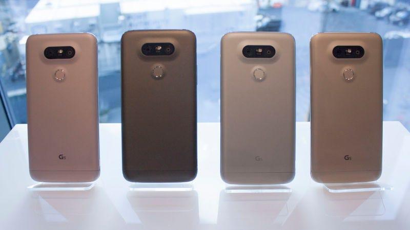 Illustration for article titled El LG G5 llegará a Latinoamérica con un procesador inferior y sólo 3GB de RAM