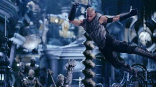 Illustration for article titled Vin Diesel may be willing to take a huge pay cut to play Riddick again