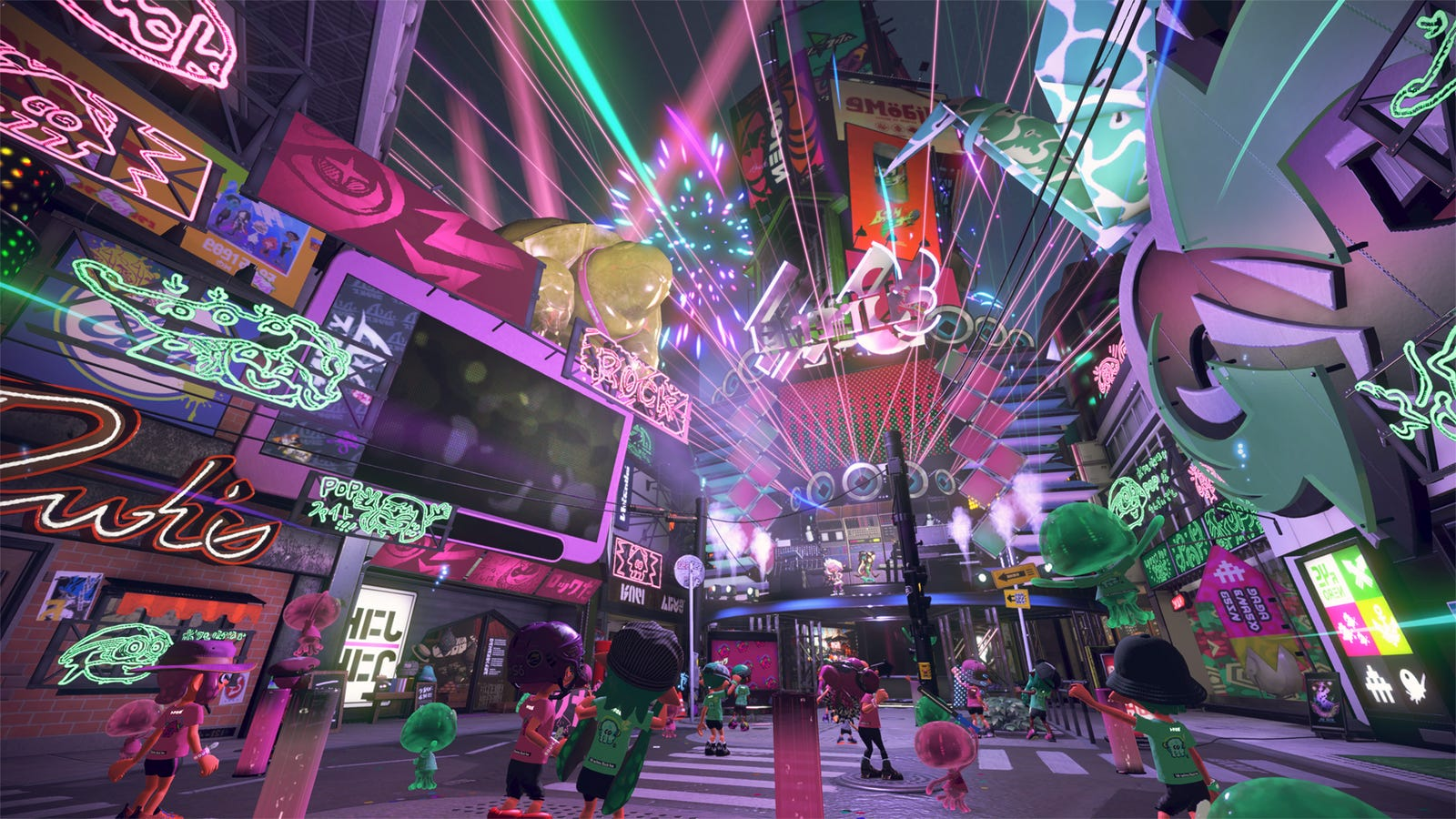 Splatoon 2 Players Across The World Say Matchmaking Is Making It