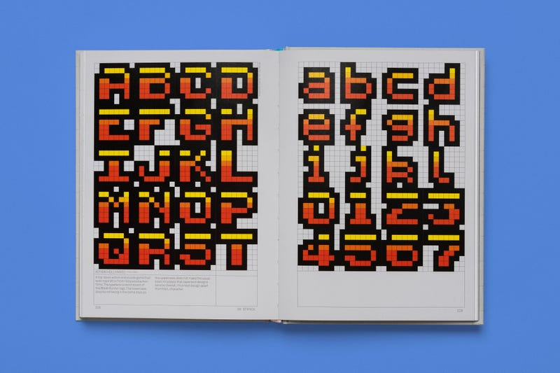 Illustration for article titled Old Arcade Games Had Just The Most Beautiful Typography