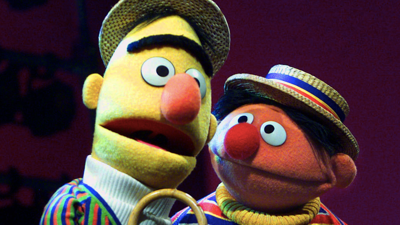 Sesame Street Wants Us To Believe Bert And Ernie Aren't Gay