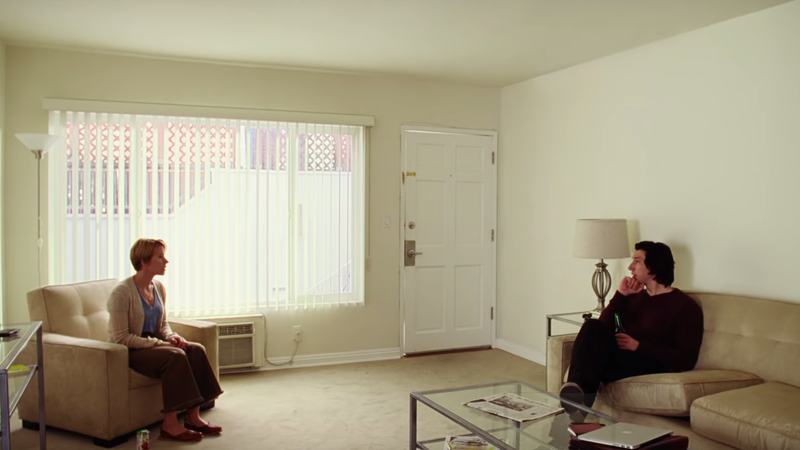 Scarlett Johansson and Adam Driver Portray a Fractured Marriage in Dual Trailers