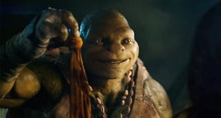 Illustration for article titled Teenage Mutant Ninja Turtles Creator Not a Fan of New Movie Makeover