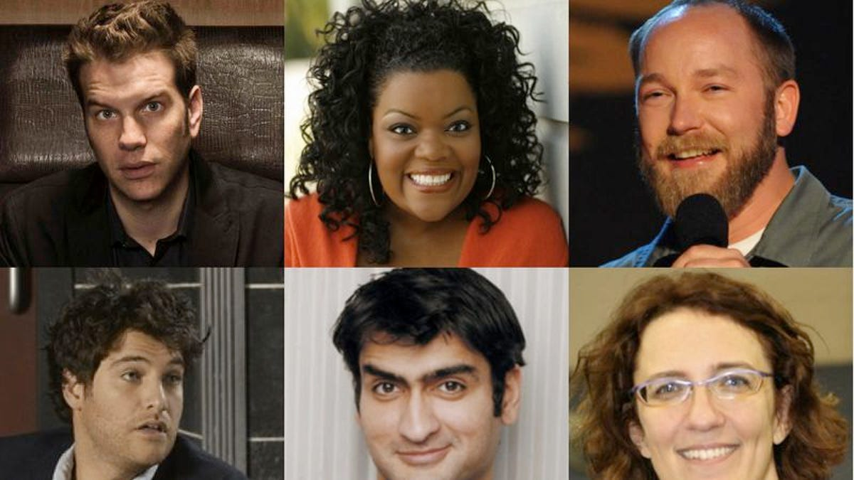 Yvette Nicole Brown, Kumail Nanjiani, and Damon Lindelof pick their