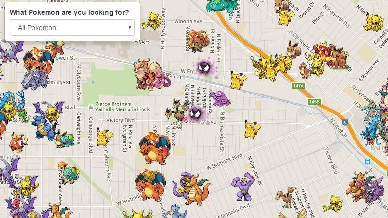 Illustration for article titled Los fallos que padeces en Pokémon Go son culpa de los mapas de terceros, según Niantic