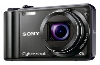Illustration for article titled Sony Cybershot H55: Big 10x Zoom, Small(ish) Camera