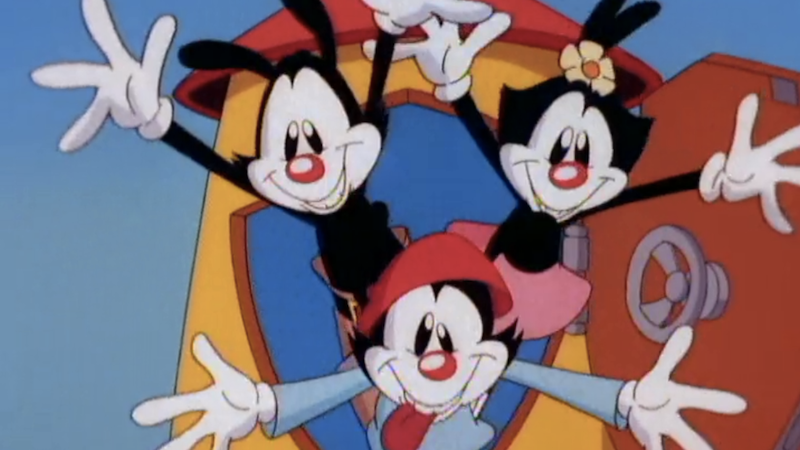 Animaniacs is returning with new seasons on hulu - Animaniacs pictures ...