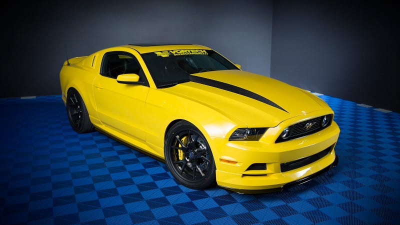 Illustration for article titled Ford Mustang And F-Series Named 'Hottest Car And Truck' Of 2013 SEMA Show