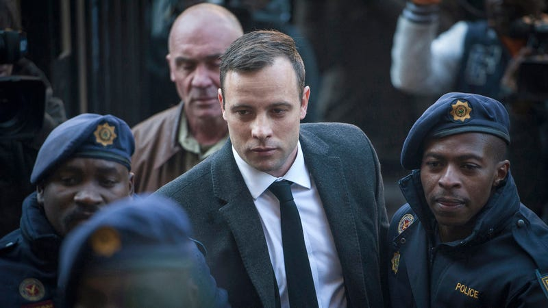 Oscar Pistorius' prison sentence doubled