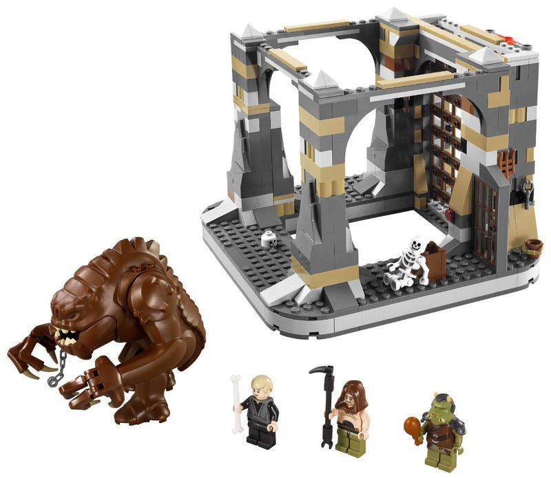 Illustration for article titled Deals: Lego Star Wars Rancor Pit on sale at Amazon