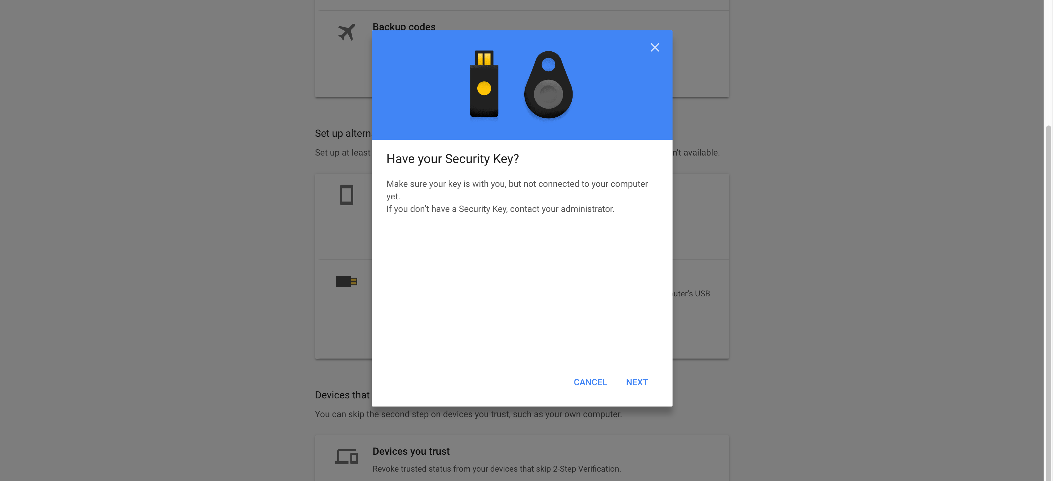 How to Secure Your Google Account with Yubikey