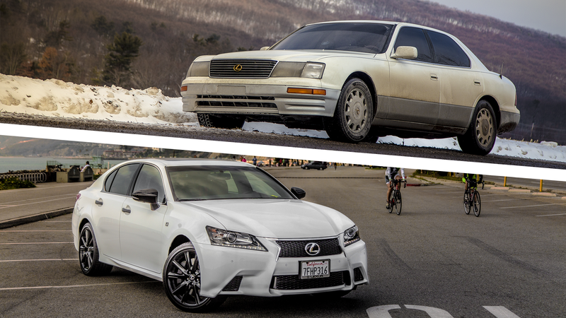 Illustration for article titled How Does A Brand New Lexus Compare To A Used One With 900,000 Miles?