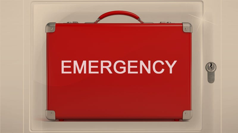 Illustration for article titled Show Us Your Emergency Kit