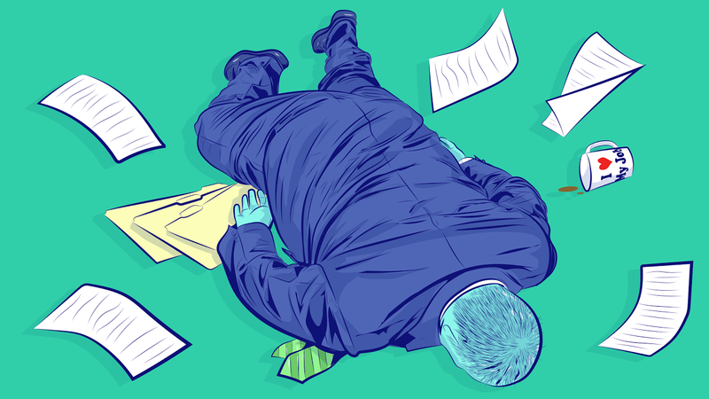 Illustration for article titled How to Recognize the Signs of Burnout Before You're Burned Out