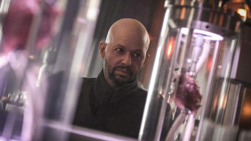 Jon Cryer as Lex Luthor.