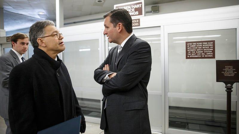 Dudefight. Image via AP.
