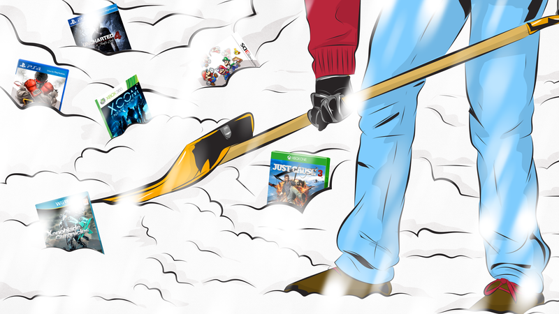 Illustration for article titled Every Big Video Game Coming Out This Winter