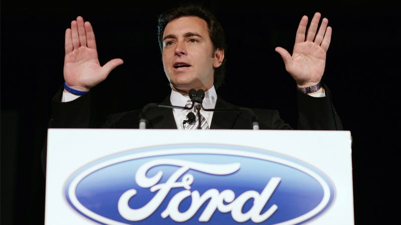 Illustration for article titled Bloomberg: Ford Will Name Mark Fields Next CEO