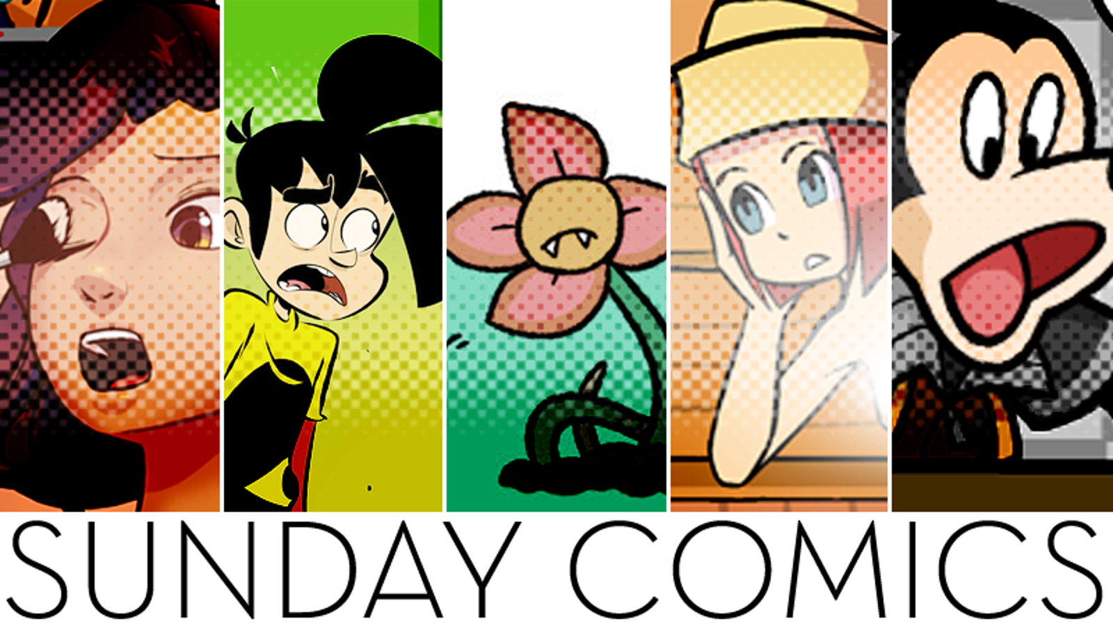 Sunday Comics: Why Are We Naked?