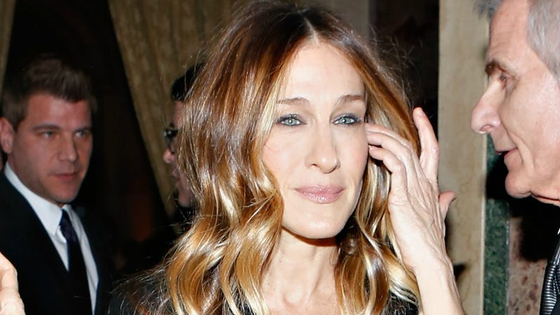 Illustration for article titled Sarah Jessica Parker's Feet Are Busted From Years of Sex and The City Heels