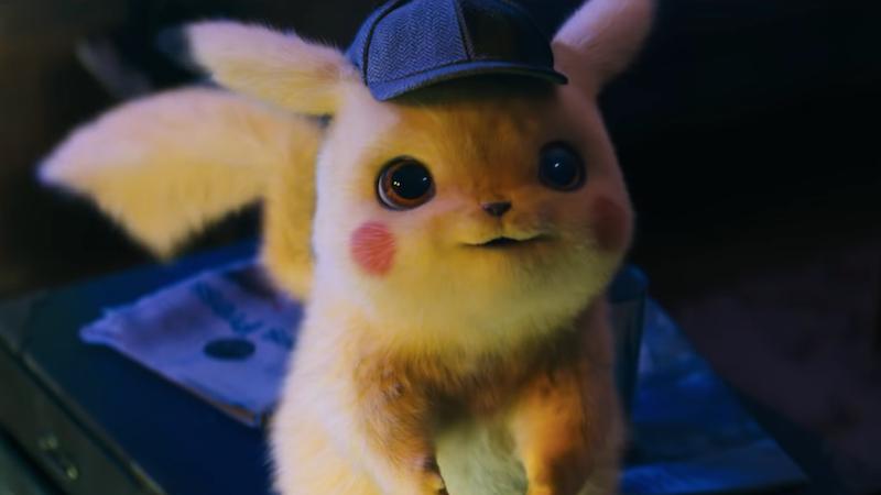 Pikachu es un detective en la película Pokémon: Detective Pikachu. La película se estrenará en mayo de este año.