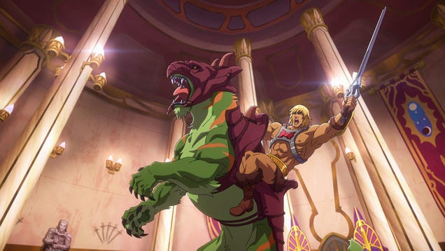 Masters of the Universe: Revelation s First Trailer Has the Power and Then Some