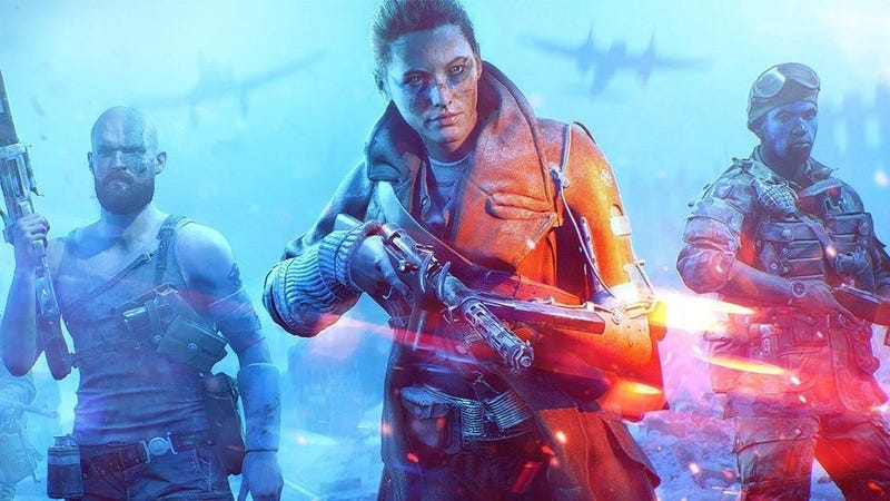 Illustration for article titled How Battlefield V's New Microtransactions Work