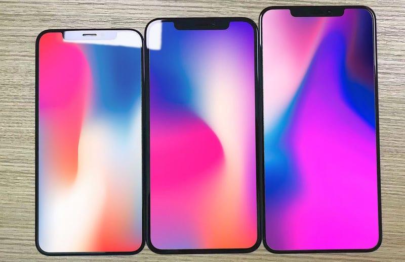 Así serán los tres nuevos iPhones, según las filtraciones