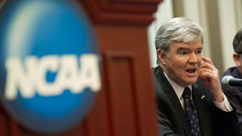 Illustration for article titled NCAA Finally Puts Hammer Down On Games Against Fake Colleges