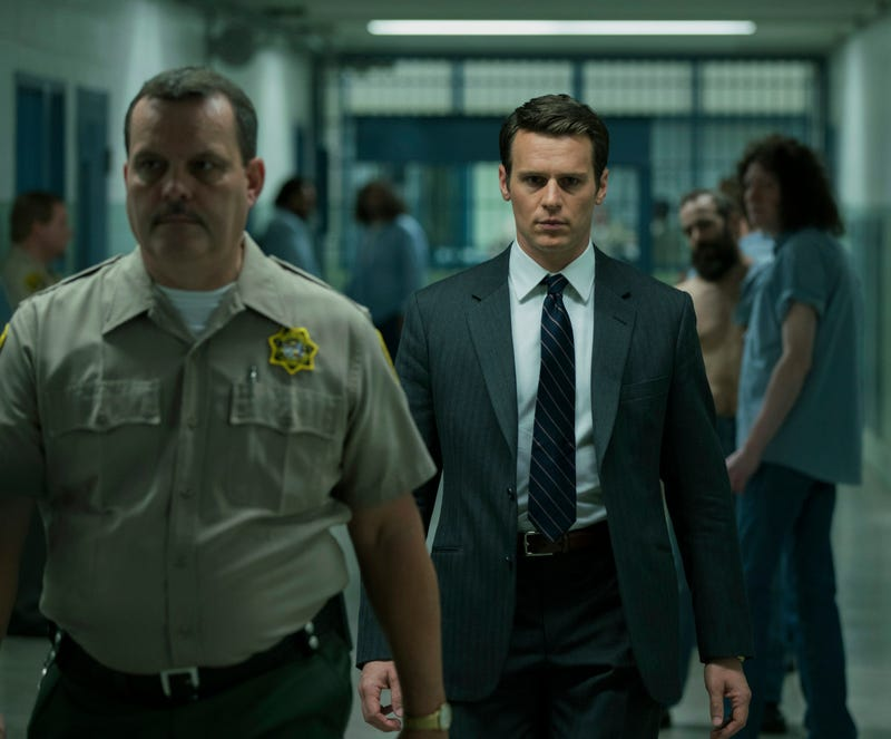 Jonathan Groff in Mindhunter (Photo: Patrick Harbron/Netflix)