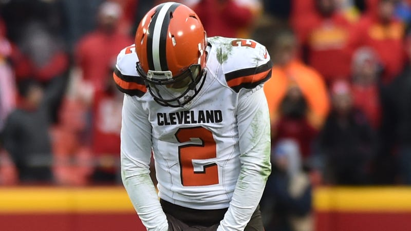 Tiger-Cats worked out Johnny Manziel but didn't sign him