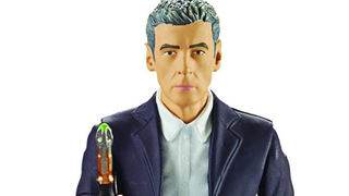 Illustration for article titled There Finally Might Be A Good 12th Doctor Action Figure Coming
