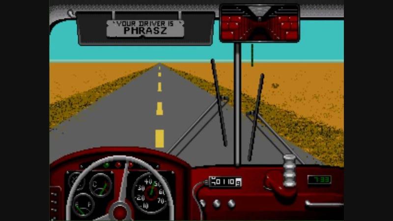 Illustration for article titled Desert Bus