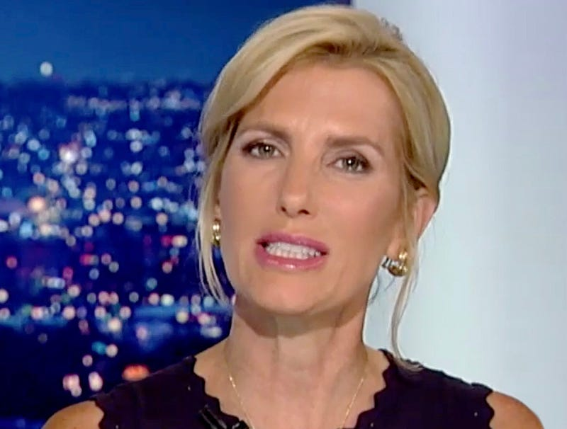 Illustration for article titled Defensive Laura Ingraham Challenges Critics To Try Making List Of Prominent Conservatives Without Including Few White Supremacists