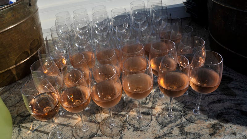 Fact: All rosé is good. (Image: Getty)