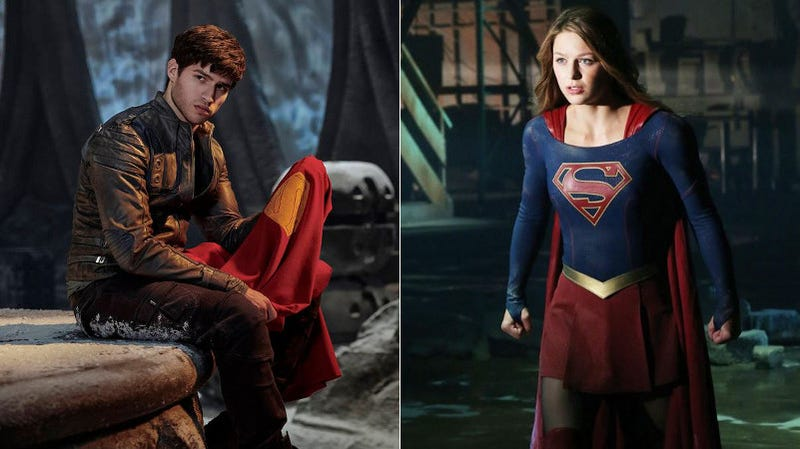 Illustration for article titled Will Krypton Or Supergirl Give Us A Kryptonian Nightwing?
