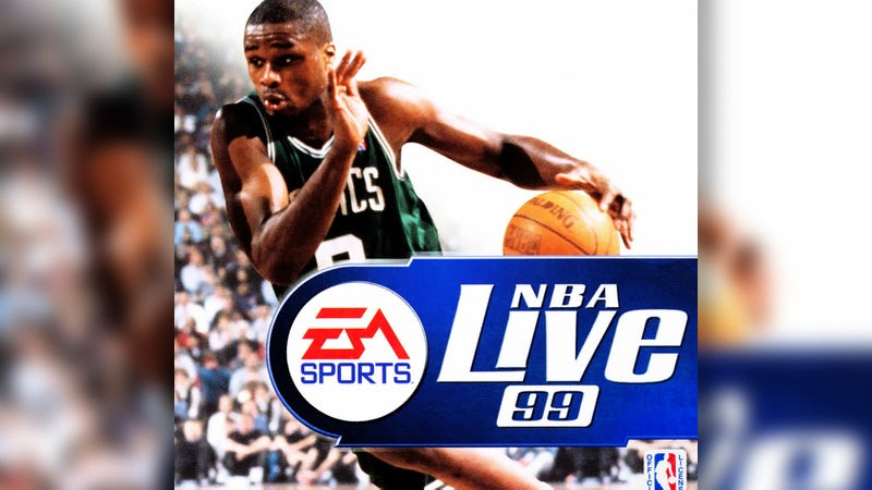 Illustration for article titled Confronting The Past: EA Just Spent Its Entire E3 Presentation Apologizing For Putting Antoine Walker On The Cover Of 'NBA Live 99'