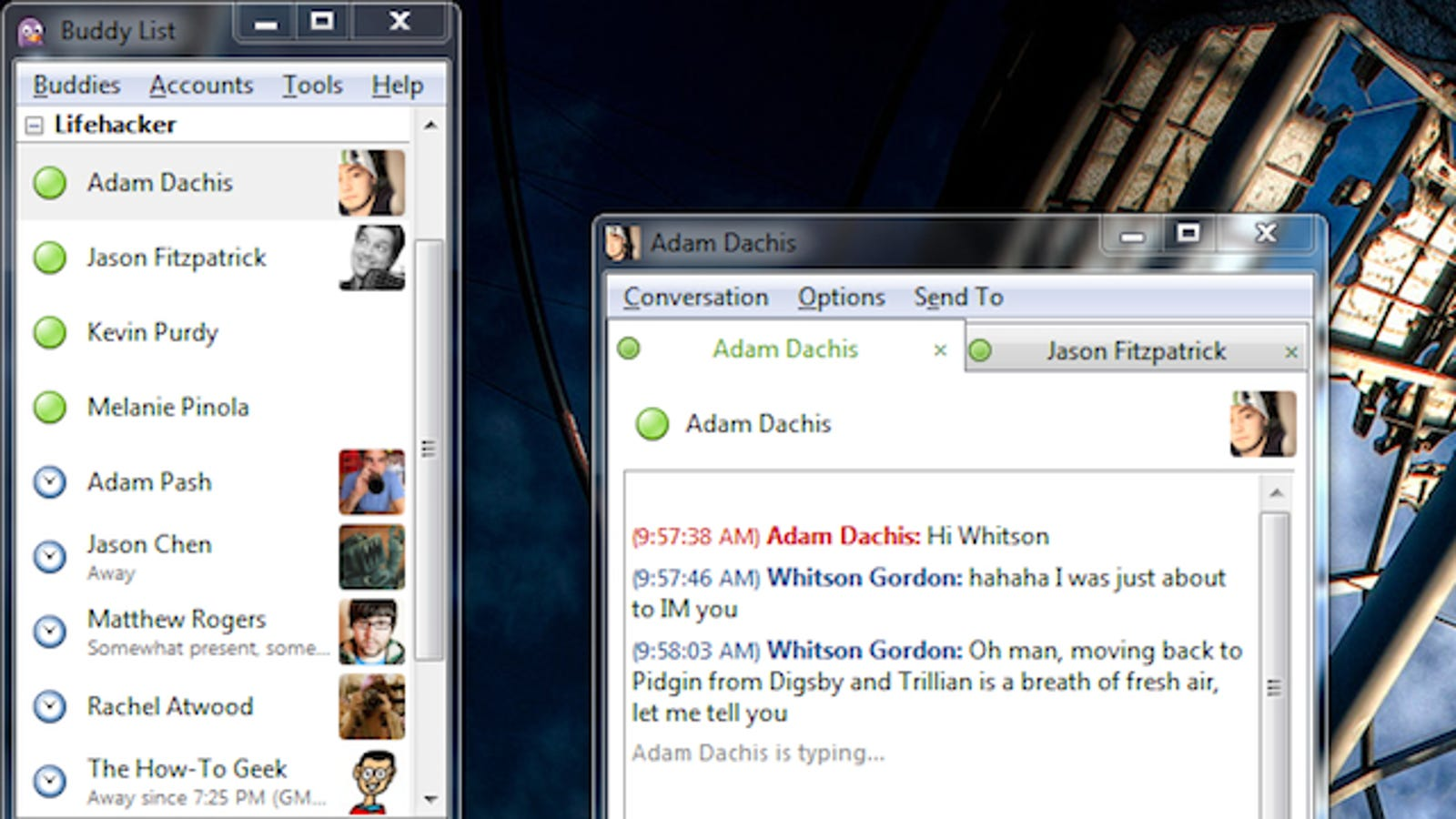 The Best Instant Messaging Application for Windows