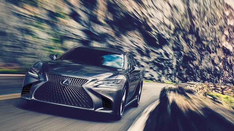 Illustration for article titled Lexus is in no hurry to start a subscription program