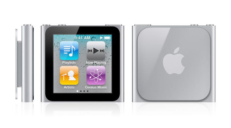 Illustration for article titled The New Multitouch iPod Nano (and How You Use It)
