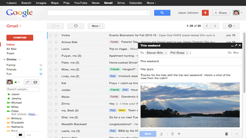 Illustration for article titled Gmail's New Compose Window Will Soon Be Your Only Choice