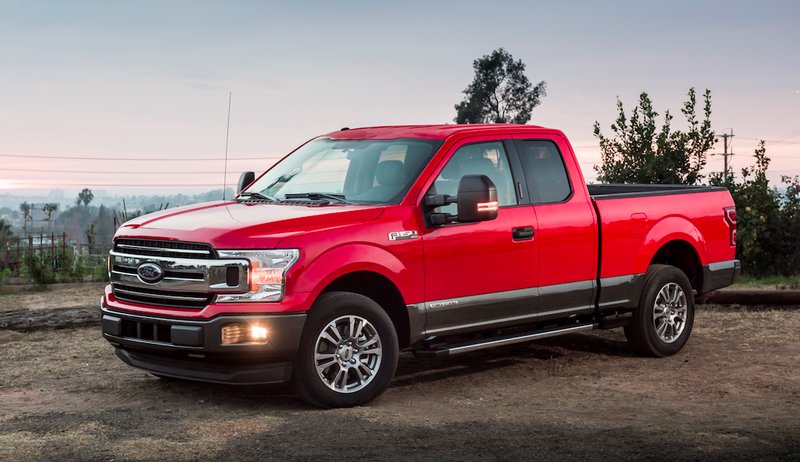 Why The 2018 Ford F 150 Diesel 2wd Gets 30 Mpg And The 4wd Only