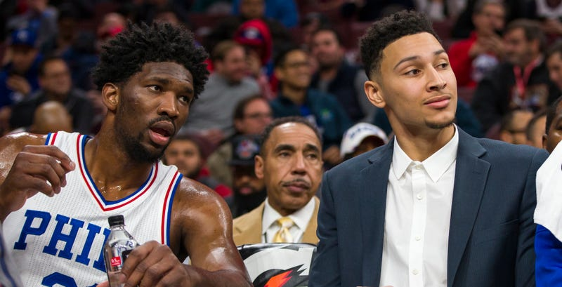 Ben Simmons won't play for the Sixers this season