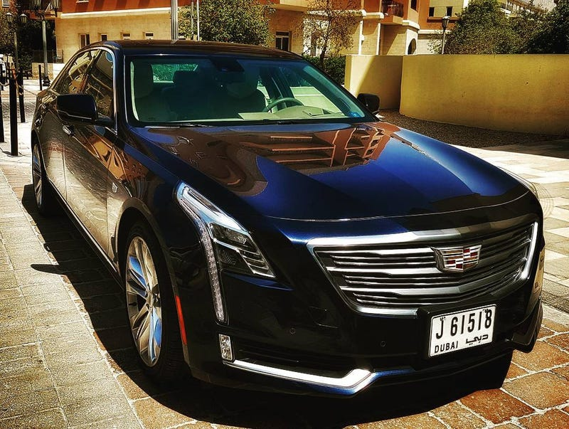 Illustration for article titled Give Me a Cadillac CT6 V with a Track Pack