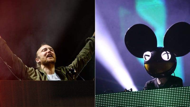 Illustration for article titled Deadmau5 Picks Fight with David Guetta: 'Horses Don't Belong in Clubs'
