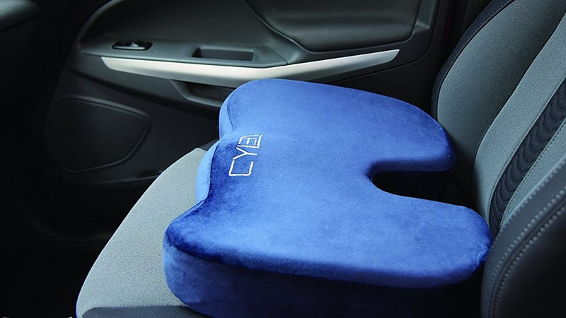Cylen Seat Cushion | $13 | Amazon | Use code 6CPWVGSG and clip 8% off coupon