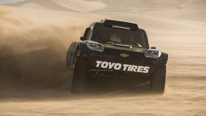 Illustration for article titled Toyo Tires® Blog Gives Dakar® Rally Fans Exclusive Content, Driver Interviews & Daily Updates From The Race