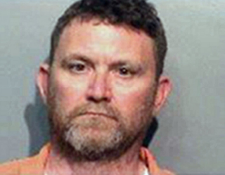 Scott Michael Greene is accused of shooting and killing two Iowa police officers.Des Moines (Iowa) Police Department