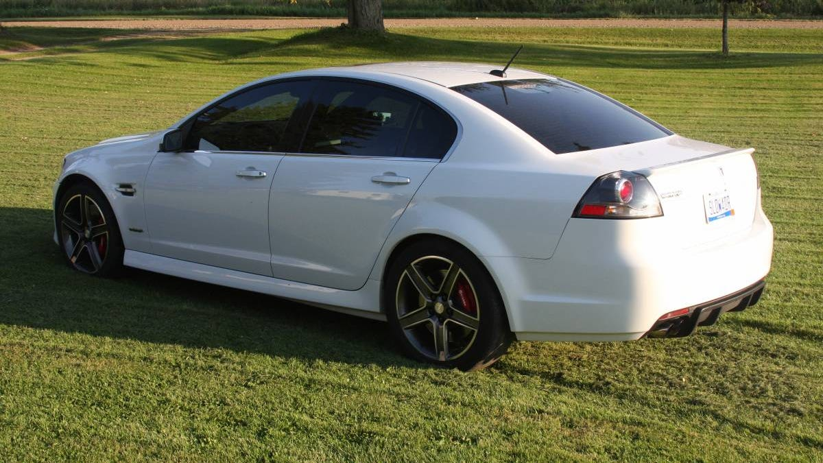 For $50,000, Could This 800WHP 2009 Pontiac G8 GXP Have You