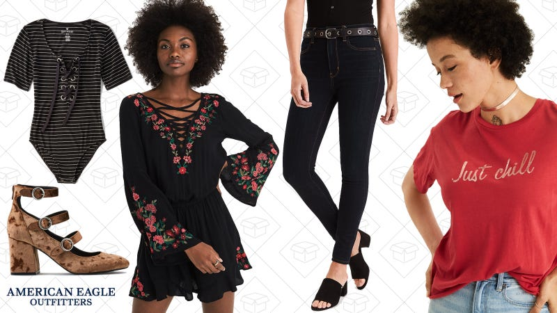 Extra 50% off clearance items | American Eagle